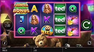 Blue Print Gaming Ted slot