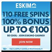 Eskimo Casino Welkomstbonus